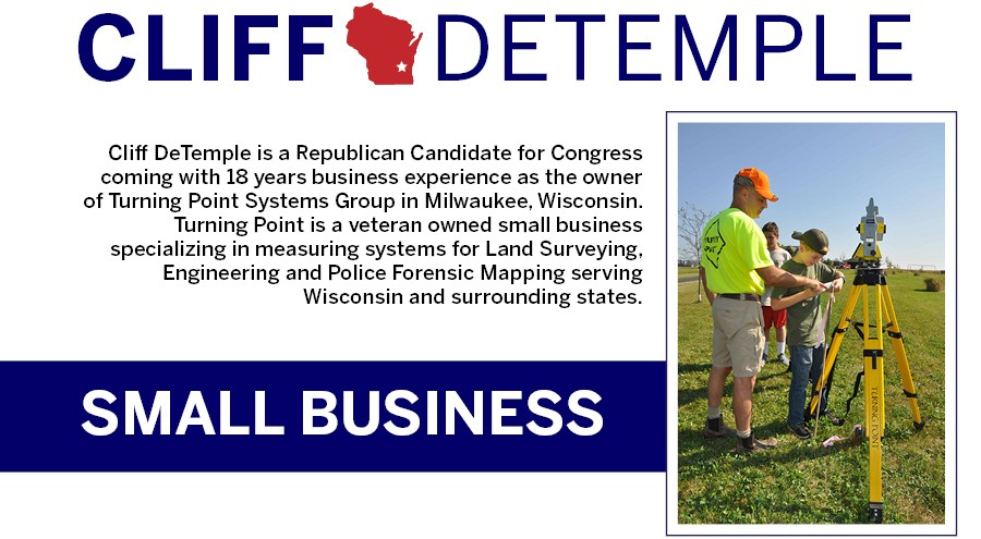 Cliff DeTemple for Congress